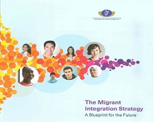 IMage of Cover of Migrant Integration Strategy