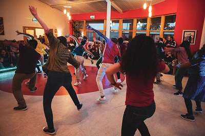 The Kerry Youth Dance Theatre hosts a dance event  with support from CIF 2018